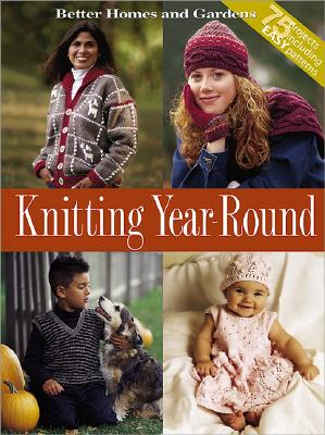 Image for Knitting Year-Round (Better Homes & Gardens)