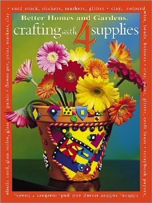 Image for CRAFTING WITH 4 SUPPLIES