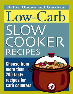 Image for LOW-CARB SLOW COOKER RECIPES
