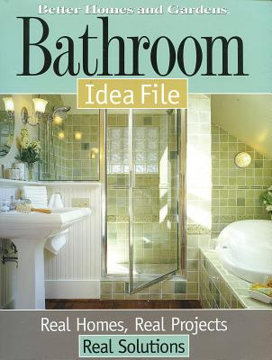 Image for Bathroom Idea File (Better Homes and Gardens Home)