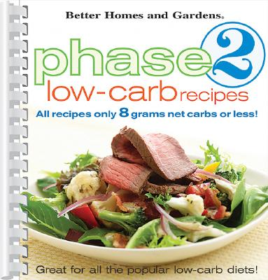 Image for PHASE 2 LOW-CARB RECIPIES