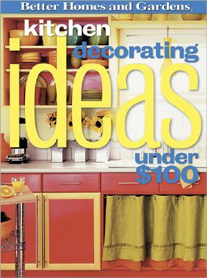 Image for KITCHEN DECORATING IDEAS UNDER $100
