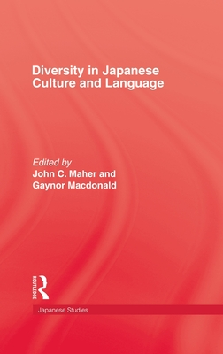 Image for Diversity in Japanese Culture and Language (Publication of the Graduate Institute of International Studi)