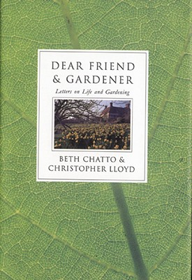 Image for Dear Friend and Gardener: Letters on Life and Gardening