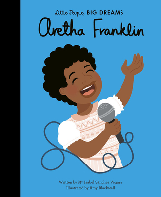 Image for Aretha Franklin (Little People, BIG DREAMS, 44)