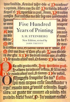 Image for Five Hundred Years of Printing