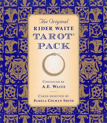 Image for The Original Rider Waite Tarot Pack