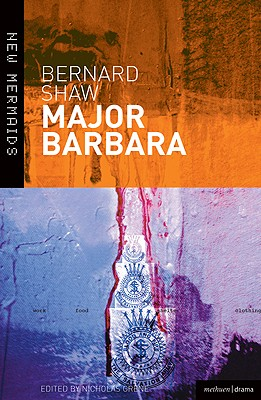 Image for Major Barbara (New Mermaids)