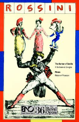 Image for The Barber of Seville / Moses (English National Opera/The Royal Opera Guide 36)
