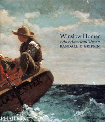 Image for WINSLOW HOMER : AN AMERICAN VISION