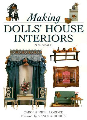 Image for Making Dolls' House Interiors in 1/12 Scale