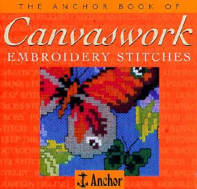 Image for CANVASWORK EMBROIDERY STITCHES
