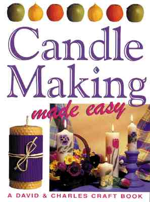 Image for CANDLE MAKING MADE EASY