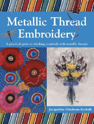 Image for METALLIC THREAD EMBROIDERY