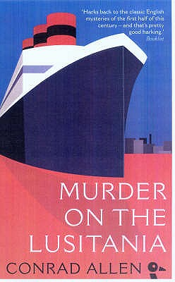 Image for Murder on the 'Lusitania