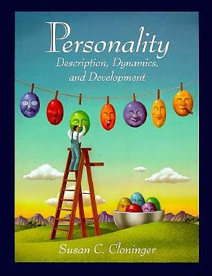 Image for Personality: Description, Dynamics, and Development