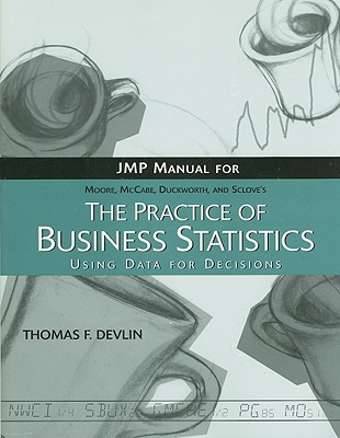 Image for The Practice of Business Statistics JMP Manual