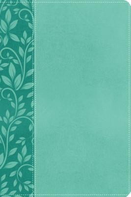 Image for KJV Gift Bible (0163RT - Rich Turquoise Leathersoft)