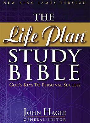 Image for The Life Plan Study Bible (New King James Version, Bonded Leather, Burgundy)