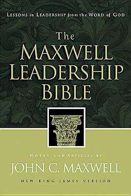 Image for The Maxwell Leadership Bible