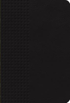 "Image for ""NKJV, End-of-Verse Reference Bible, Personal Size, Giant Print, Imitation Leather, Black, Indexed,"""