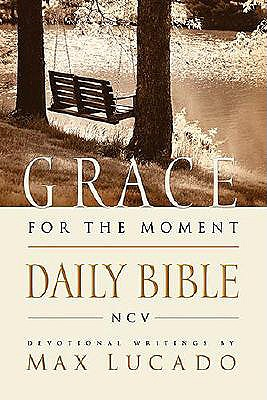 Image for Grace for the Moment Daily Bible (New Century Version)