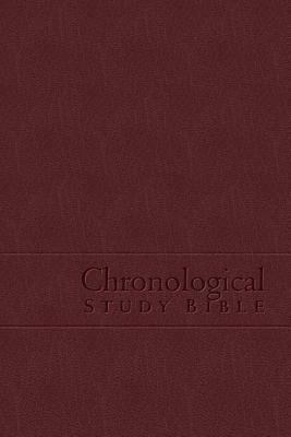 The Chronological Study Bible (NKJV) [Bonded Leather], Nelson Bibles