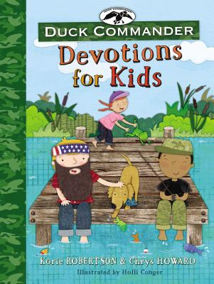 Image for Duck Commander Devotions for Kids