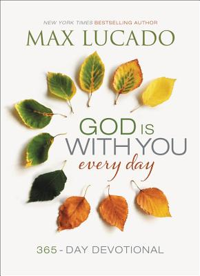 Image for GOD IS WITH YOU EVERY DAY A 365-Day Devotional