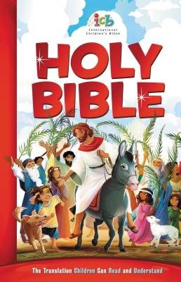 Image for ICB, Children's Holy Bible, Multicolor, Hardcover: Big Red Cover
