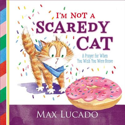 Image for I Am Not a Scaredy Cat