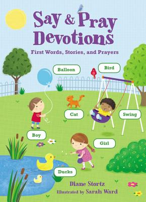 Image for Say and   Pray Devotions