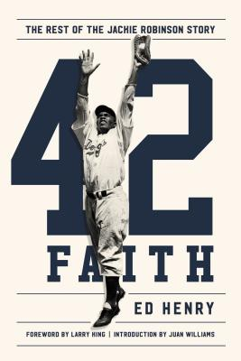 Image for 42 Faith: The Rest of the Jackie Robinson Story