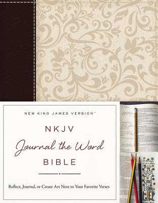 Image for Journal Bible-NKJV