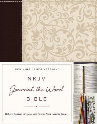 Image for Journal Bible-NKJV