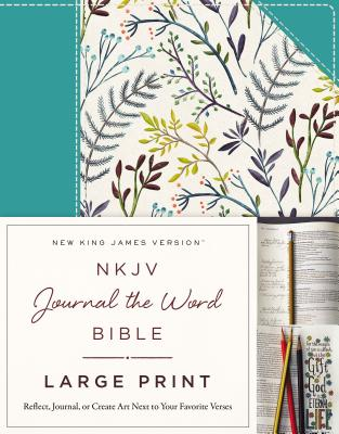 "Image for ""Journal the Word Bible (NKJV, Large Print)"""