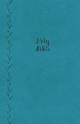Image for KJV, Value Thinline Bible, Compact, Imitation Leather, Blue, Red Letter Edition