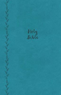 Image for KJV Value Thinline Bible Compact LS Blue RL Comfort Print