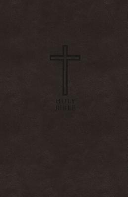Image for KJV, Value Thinline Bible, Compact, Imitation Leather, Black, Red Letter Edition