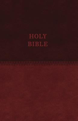 Image for KJV Value Thinline Bible  LS Brown RL Comfort Print