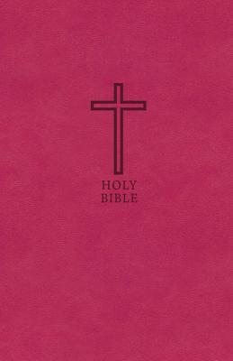 Image for KJV, Value Thinline Bible, Standard Print (Pink) Red Letter Edition