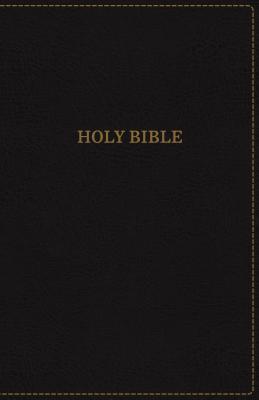 Image for KJV, Thinline Bible, Standard Print, Imitation Leather, Black, Red Letter Edition