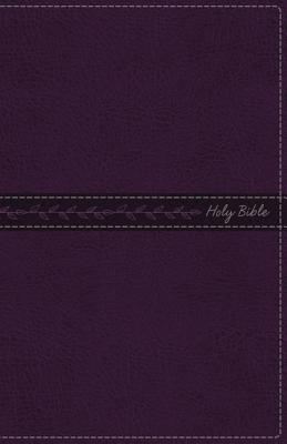 Image for KJV Thinline Bible (Purple Imitation Leather)