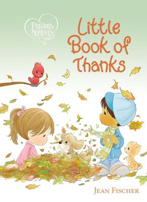 Image for Precious Moments Little Book of Thanks