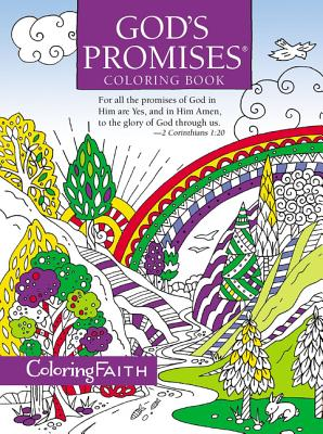 God's Promises Coloring Book (Coloring Faith), Countryman, Jack
