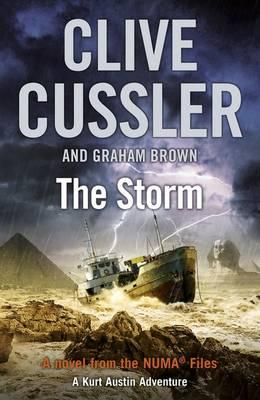 The Storm #10 NUMA Files [used book], Clive Cussler and Graham Brown