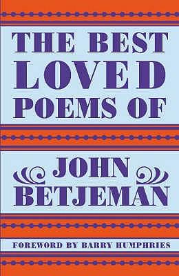 BEST LOVED POEMS OF JOHN BETJEMAN, JOHN BETJEMAN