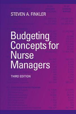 Image for Budgeting Concepts for Nurse Managers