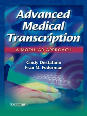 Image for Advanced Medical Transcription with CD-ROM: A Modular Approach