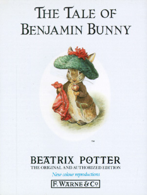 Image for The Tale of Benjamin Bunny (The 23 Tales No.4)